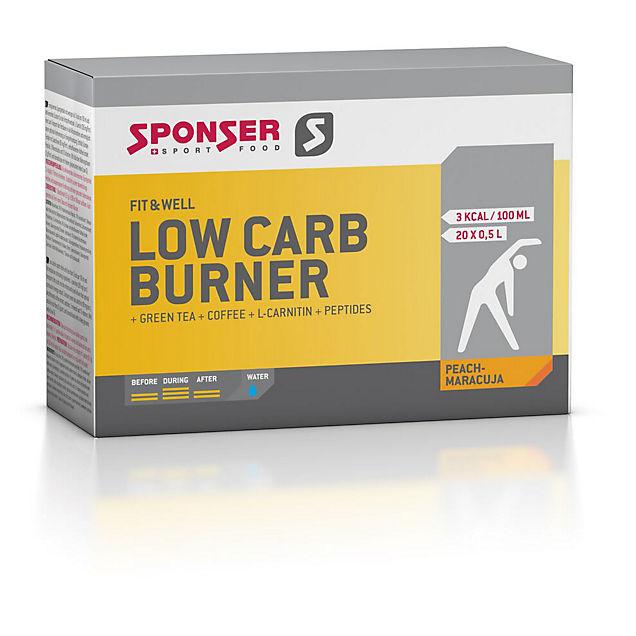 Sponser Low Carb Burner 8 x 8.5 g