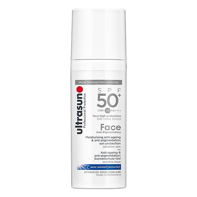 Ultrasun Face Anti Pigment 50 ml crème solaire