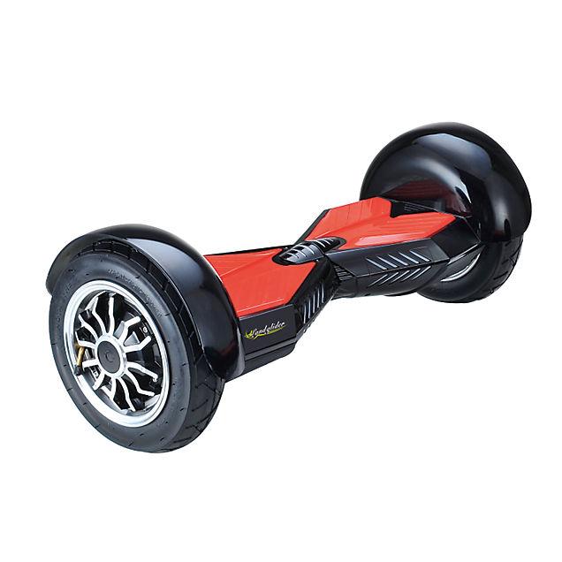 smart wheel z9 air hoverboard in rot landglider online. Black Bedroom Furniture Sets. Home Design Ideas