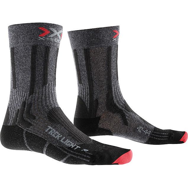 X-Socks Trekking Light 39-41 Uomo Calzini