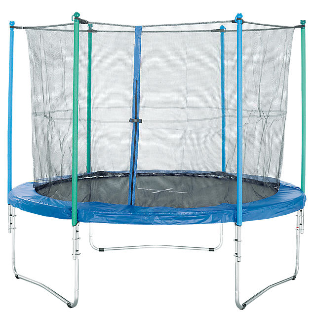 trampolin 305 cm in powerzone online kaufen. Black Bedroom Furniture Sets. Home Design Ideas