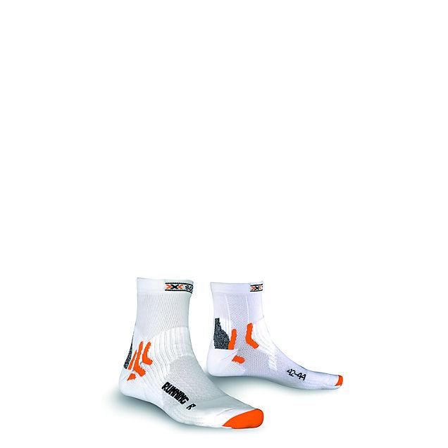 X-Socks Short 42-44 chaussettes de course hommes