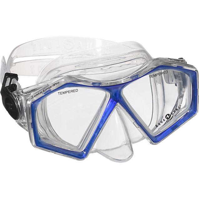 Aqualung Santa Cruz maschera subacquea