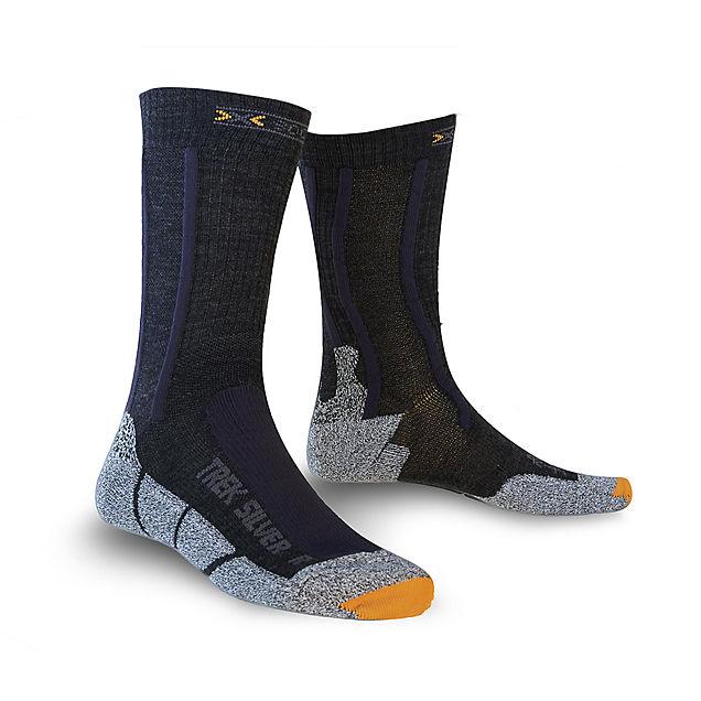 X-Socks Trekking Silver 39-41 calze da trekking uomo