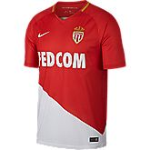 AS Monaco Home Replica Herren Fussballtrikot