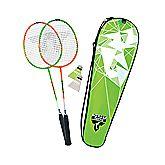 Attacker set per badminton