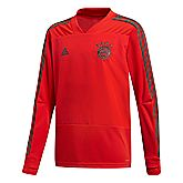 Bayern München Training longsleeve bambini