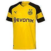 Borussia Dortmund Home Replica Kinder Fussballtrikot