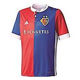FC Basel Home Replica Kinder Fussballtrikot