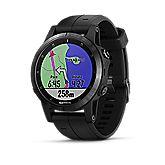Fenix 5S Plus Saphir montre de sport