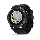 Fenix 5X Plus Saphir montre de sport
