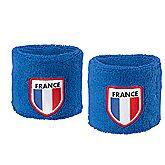 Frankreich Fan Schweissband