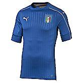 Italia Home Authentic Herren Fussballtrikot