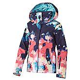Jetty giacca da snowboard bambina