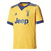 Juventus Turin Away Replica Kinder Fussballtrikot