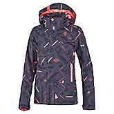 Leddy giacca da snowboard bambina