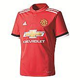 Manchester United Home Replica maglia da calcio bambini