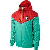 Portogallo Windrunner giacca della tuta uomo