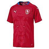 Repubblica Ceca Home Replica maglia da calcio uomo