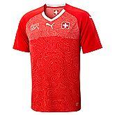 Svizzera Home Replica maglia da calcio uomo