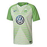 VFL Wolfsburg Home Replica maglia da calcio uomo
