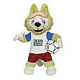 WM Mascot Zabivaka 25 cm