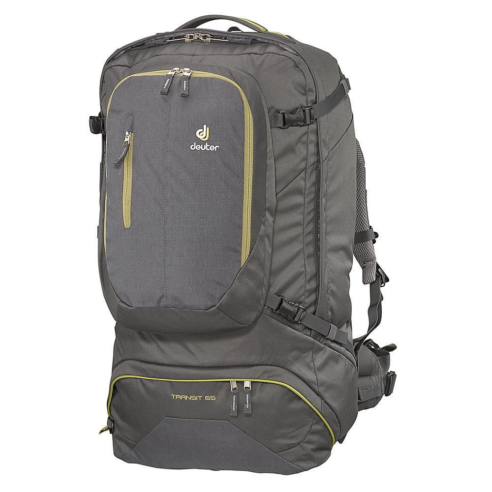51ceab19bd Acheter à prix avantageux Transit 65 L sac à dos en anthracite de Deuter  dans la boutique en ligne