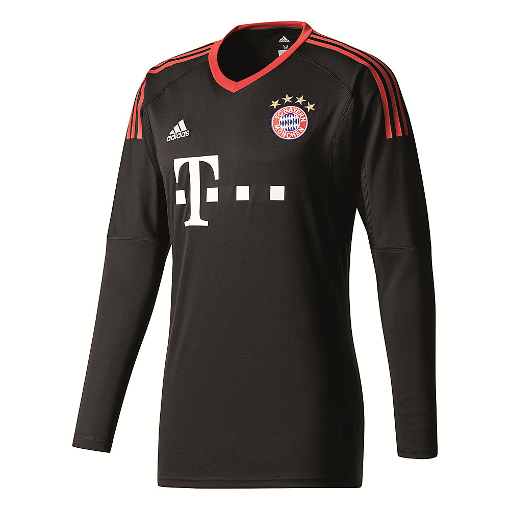 Maillot Extérieur FC Bayern München Christian Früchtl