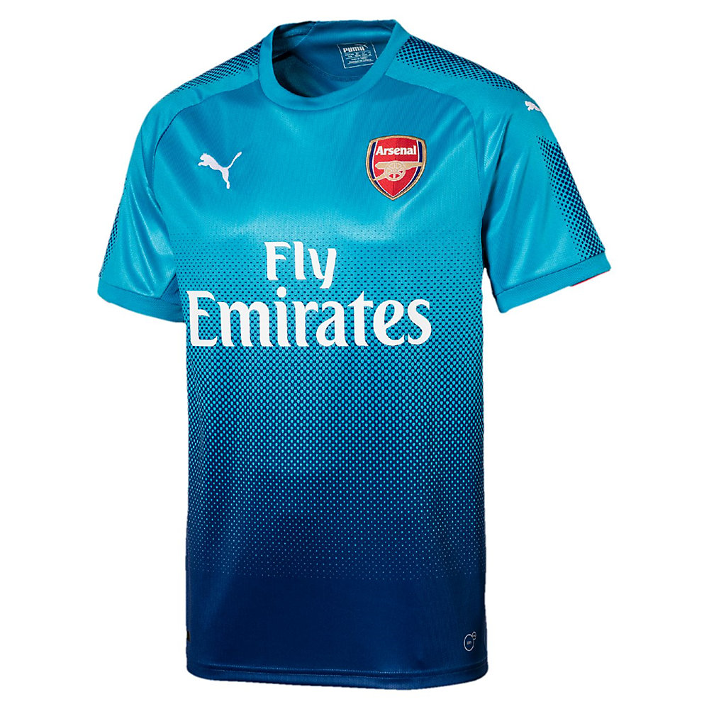 Maillot THIRD Arsenal Rob Holding