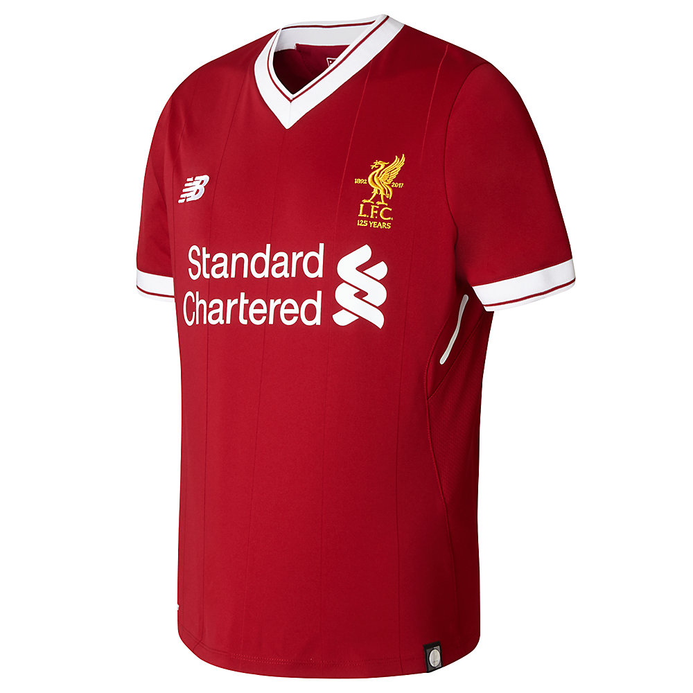 Maillot Domicile Liverpool Xherdan Shaqiri