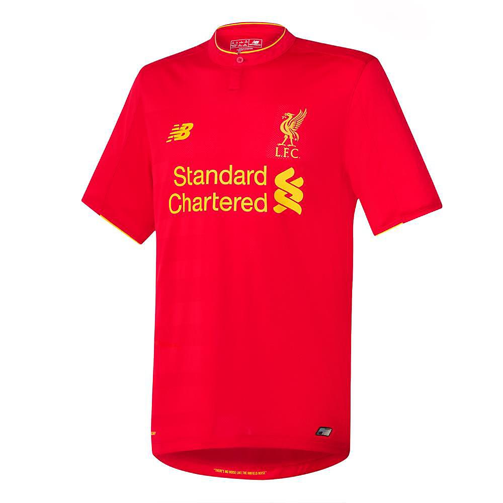 Maglia Home Liverpool Dominic Solanke