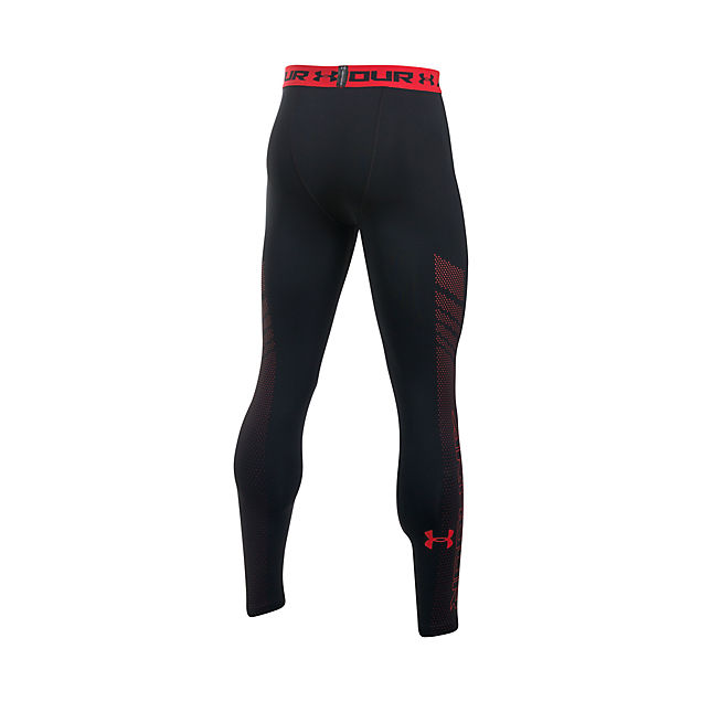 Under Armour HeatGear Graphic Legging Uomo