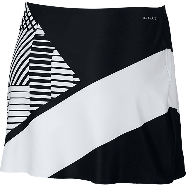 Nike Court Power Spin Tennis Skirt Donna
