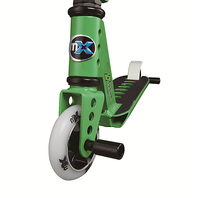mx trixx new stunt scooter enfants in vert von micro. Black Bedroom Furniture Sets. Home Design Ideas
