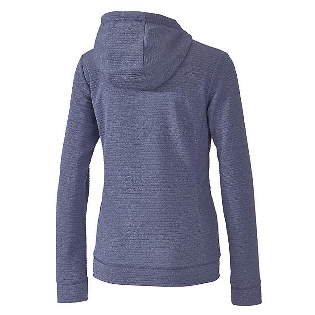 bella damen fleecejacke in blau von 46 nord g nstig im online shop kaufen. Black Bedroom Furniture Sets. Home Design Ideas