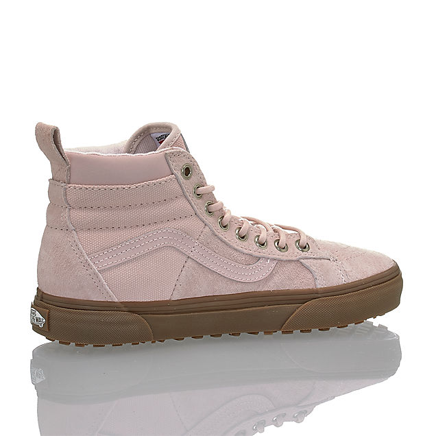 sk8 hi 46 mte dx damen sneaker in rosa von vans im online. Black Bedroom Furniture Sets. Home Design Ideas