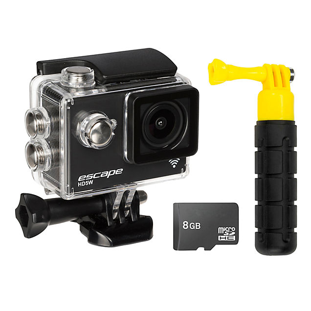 escape Actioncam Kitvision Escape HD 5W Kamera