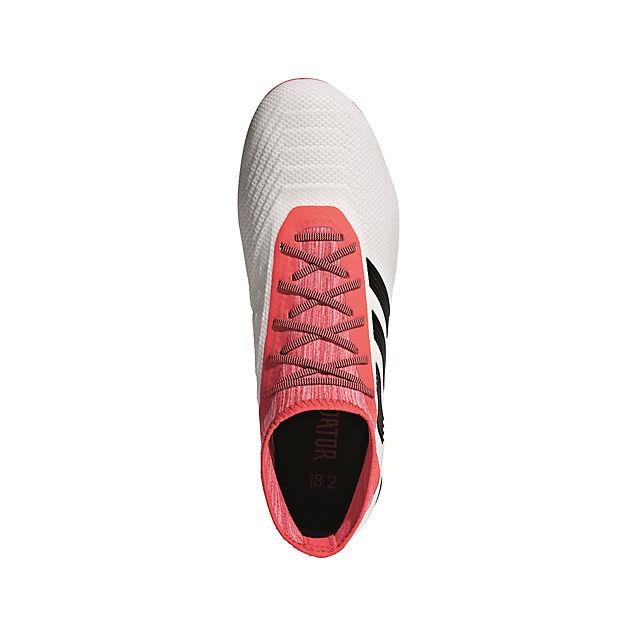 Predator 18.2 FG Herren Fussballschuh in rot von adidas
