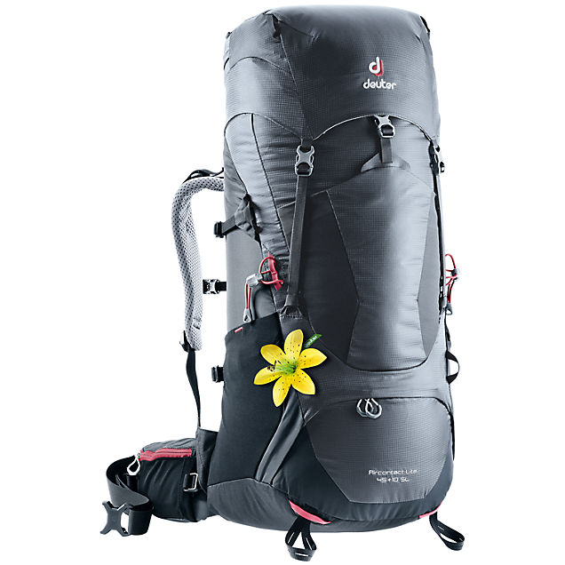 aircontact lite sl 45 l 10 l damen wanderrucksack in deuter online kaufen. Black Bedroom Furniture Sets. Home Design Ideas