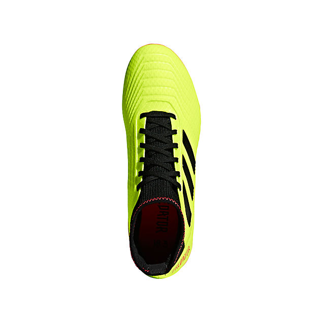 Predator 18.3 FG Herren Fussballschuh in gelb adidas
