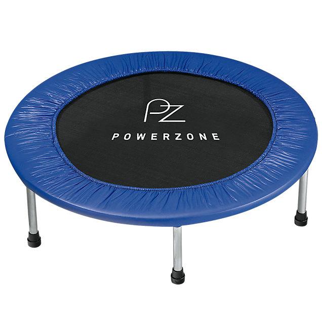 trampolin in blau von powerzone g nstig im online shop kaufen. Black Bedroom Furniture Sets. Home Design Ideas