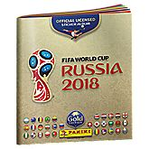 2018 FIFA World Cup official sticker album Gold Edition