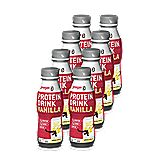 8 x 330ml Vanilla drink proteici