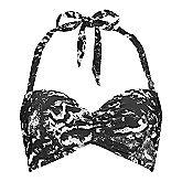 Andrina D-Cup Femmes Bikini Top