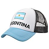Argentine fan cap