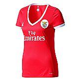 Benfica Lissabon Home Replica maillot de football femmes