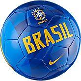 Brésil Supporters ballon de football