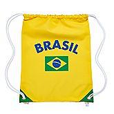 Brasilien Fan Gymbag