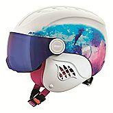 Carat LE Visor casco da sci bambina