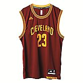Cleveland Cavaliers NBA Replica Uomo